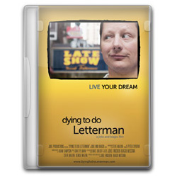 Dying to Do Letterman DVD