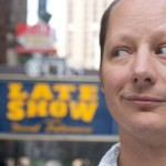 Steve Mazan is Dying to do Letterman