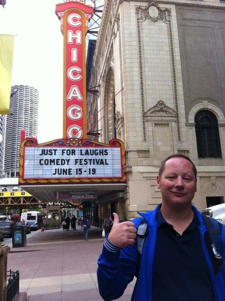 Steve Mazan Chicago Just For Laughs web